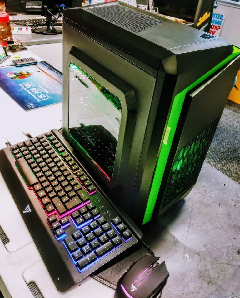 gamign desktop